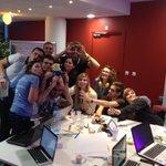 TOUS FAN DU MINION dans léquipe #COLOCADVISOR au #SWTLN #GSB2014 !!:D http://t.co/8y6zteZZeZ
