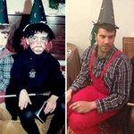 Hermanos recrean su infancia como regalo de aniversario para sus padres. EN FOTOS → http://t.co/yEMbDp9Gev http://t.co/sPBAk3rnOt