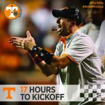 17 Hours To Kickoff: #Vols are one of 17 programs to have same staff for the second year in a row. #Consistency http://t.co/MlyRtmCDWB