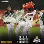 Resultado final del juego de hoy http://t.co/B4m8x3kHav