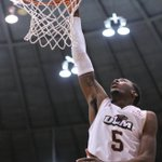 Valiant effort from @ULM_MBB falls short to No. 8 @GatorZoneMBK in OT.  Warhawks showed a lot of fight!  #TalonsOut http://t.co/gBPf6VbmZy