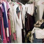 Weekend project: Organize your closet so it doesn't look like this anymore http://t.co/2LhEvs4zRu http://t.co/PvgJmqO1mD