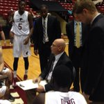 Less than 10 minutes until tip-off at No. 8 Florida. For in-game updates, follow @ULM_MBB. #TalonsOut http://t.co/N4LfGjR7HM