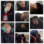 After that flight, you could say we are well rested. #APlayersProgram #MauiHoops #LetsGetTropical http://t.co/xVAcUypbxf