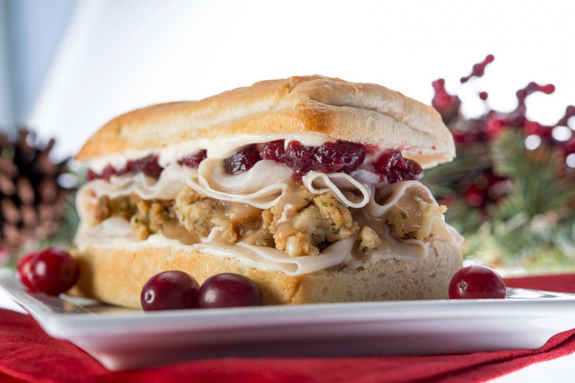The one & only Holiday Turkey Sandwich. http://t.co/Lm55g9AkWC