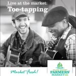 Are you ready for a toe-tapping good time this weekend? Round-up your family and friends & come on down to the Market http://t.co/Jvku1jWW9a