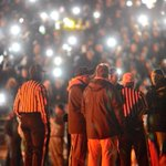 Lights out again in Damascus, as officials confer with coaches. @FrederickSports http://t.co/cuogRMLYqj