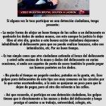 """@flaitechileno @DonDateador """"Campaña Detención Ciudadana, ya que la justicia los suelta al otro día..."""" @DonDatos RT http://t.co/0DPOia2ivp"""