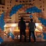 Le royaume des ballons ! #swtln #GSB2014 http://t.co/IAs6RXwMOz