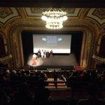 Paul Bossée reçoit le prix de la vague! Félicitations Paul! #FICFA http://t.co/OzTfjbqvQQ