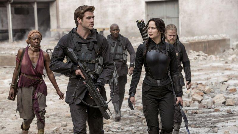 'Hunger Games: Mockingjay - Part 1' Renews Heated Political Debate