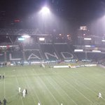 Absolutely pouring in Portland. #GoEags @700espn http://t.co/m7Kq1QrV3B