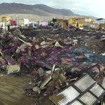 [CooperativaTV] Los efectos del incendio en el campamento de #Antofagasta http://t.co/prmBV6MSv5 http://t.co/aWvzdYi1Lu