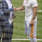 Not even Tebow wants to be a Gator anymore...  #Awkward http://t.co/gLpl5WCdJx
