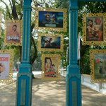 Superb exhibition of film posters in a beautiful set up. Happy to see #Enthiran & #Singam posters on display outside