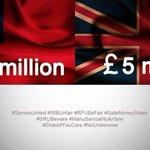 Fulltime: Samoa £0 Million - £5 Million England. #SamoaUnited #IRBUnfair #RFUBeFair #GateMoneyShare #SRUBeware http://t.co/4e6wTglWk2