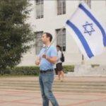 """تجربة اجتماعية: مقارنة ردود أفعال العامة بين علم #اسرائيل وعلم """"#داعش"""" (#فيديو) http://t.co/Xb9aS81Y0N http://t.co/Hzz8bQbo15"""