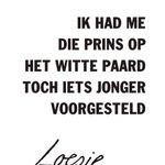 **Sinterklaas ik had me die prins op het witte paard toch iets jonger voorgesteld** #Loesje http://t.co/ZXjjT8dOrO