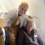 Such an honour to meet and travel to Goa with legendary film maker Sh. Adoor Gopalakrishnan. :) #KuchBhiHoSaktaHai