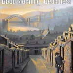 Good morning all you gorgeous Geordies oot there....Howay the lads. #ganCanny #NUFC http://t.co/sDTqFom4lN