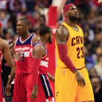 With loss tonight, Cleveland falls to 5-6 on year. This is LeBron James worst start to a season since 2007. http://t.co/ytDftMQPuv