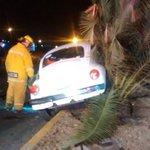 Salida de camino en centro sur Conductor: Luis Garcia, a Hospital por grupo Enlace Medico, andaba tomado #Querétaro http://t.co/2Mig4zlRcH