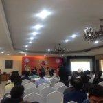RT @AdityaRajKaul: Kashmiri Pandit activist @Rashneek speaks at the World Hindu Congress in New Delhi on barbaric exodus of Pandits.