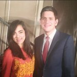 #BBC100s Inspiring Girl Pakistani @SarahYKhan meets President @TheIRC @DMiliband discussed #Youth in #Pakistan. http://t.co/Ua53Dtjf4e