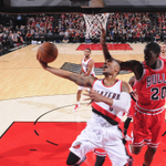 Damian Lillards 21 points lead Blazers over Bulls, 105-87. Chicago falls 1-4 in last 5 games without Derrick Rose. http://t.co/sIhrKN2OYc