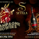 #CHAMPAGNESHOWERS 21+ FREE #FREE FREE #SEVILLA #RIVERSIDE #SATURDAY HOSTED BY #REMYMARTIN text9512347774 http://t.co/HFdljSpqUB
