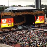The excitement is building... #StonesAuckland #STONESONFIRE http://t.co/q0N9RoGIkn
