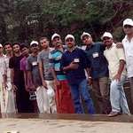 """1200 people from Kerala have joined the """"Clean Pampa Project"""" of #ArtOfLiving. http://t.co/fPU3YiKKSs #AOLImpact http://t.co/WcgkgRcesx"""