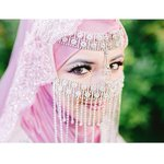 Arabian wedding style. Simple yet elegant. The bride & groom look absolutely stunning 😍😍😍💍 #TheSyarifs http://t.co/P8bNQI2nvm