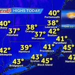 It may be cold out there now, but temps will moderate this afternoon! Enjoy & how about the 50s tomorrow? YES! #WCVB http://t.co/2q810ondsI