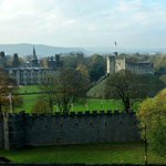 Another city another Castle. Cardiff threatening with some sunshine. Anyone coming to the game today? http://t.co/RLgh5vnlnp