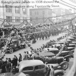 1938 Raleigh Christmas Parade http://t.co/xgf6mzeL7p