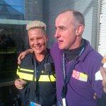 Dick, de kanjer, is dankbaar voor de hulp die hij heeft gekregen van de politie en andere instanties. http://t.co/i1AfQFnQB8