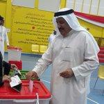 مشاركة محافظ المحرق سلمان بن هندي في الانتخابات النيابية والبلدية2014 ✔ #بصوتك_تقدر #البحرين http://t.co/4KQfAqK6bs
