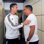 The Ronaldos... http://t.co/VWsvb9RZYI