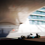 Less than an hour to go until #FP3 at the #AbuDhabiGP. RT if youre ready! http://t.co/QWzcHW1hJ7
