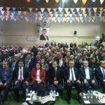 Genel Bşk Yrd sn @mehmedmus ve vekilimiz sn @fatosgurkan  Adıyaman Merkez İlçe kongresine katıldı @AvHalilFirat http://t.co/KBFm9sBbgH