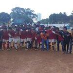 Artofliving free school wins the @parikramaChampionsLeague trophy @SriSri @Bhanujgd @AOLSrividya @AOLSwamiji http://t.co/kaS5z4vlIz