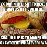 My goal in life isnt to become famous or powerful... http://t.co/JYSXSxHIwo http://t.co/MDb7Ts6p88