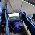 All the Sky TV cameras are being wired up ahead of todays game #htafcsnaps (JW) http://t.co/qbjT1bUfRP