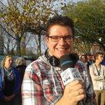 Natuurlijk is ook Dick de Klerk van @lokradio gesignaleerd op @krachtkrimpen http://t.co/sINsbDiTnT
