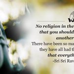 Whatever God does for us, we do the same for Him as a token of love. ~ #Wisdom by @SriSri : http://t.co/dDhXlvc8Cf http://t.co/R9Isifq9um