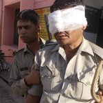 What SP Mulayam & Azam khans goons did to this police officer in UP The state is passing through Jungle Raj Shame http://t.co/ySWSaeO2yG