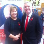 Wheres our ribbon?On Jonathan Bell supporting @PositiveLife_NI & #WorldAidsDay #whereyourribbon14 #DUP14 @duponline http://t.co/dTa4muD9HM