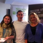 Great to see young people from the @neet_ni engaging in politics at the @duponline party conference #DUP14 http://t.co/9e6imEM171