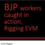 Modi Uncensored Narendra modi, 'BJP' Rigged EVM: We have the proof BJP Exposed: EVM Rigged http://t.co/sCiEVNNjRw http://t.co/lY2MFLRsHi
